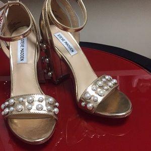 Steve Madden sandals , size 7, new